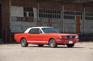 Ford Mustang GT Coupe 1965 года