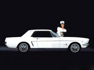 Ford Mustang T-5 HardTop 1965 года