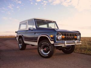 Ford Bronco 1966 года