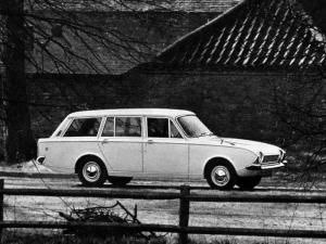 Ford Corsair V4 GT Abbott Estate Car 1966 года