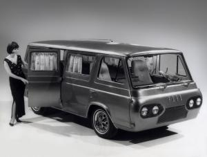 1966 Ford Econoline Apartment Show Car