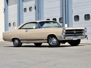 1966 Ford Fairlane 500GTA 2-Door Hardtop