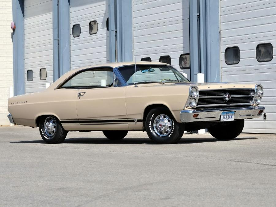 Ford Fairlane 500GTA 2-Door Hardtop