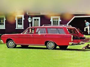 1966 Ford Falcon Futura Station Wagon