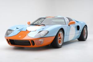 1966 Ford GT40 (Mk I) by SPF