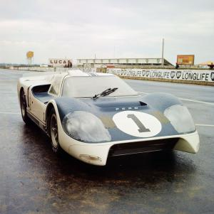 Ford GT40 J Experimental Car 1966 года