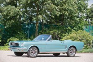 Ford Mustang 289 Convertible 1966 года