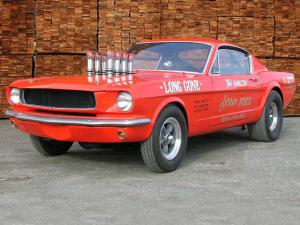 Ford Mustang Fastback Street Machine 1966 года