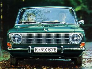 1967 Ford 12M 4-Door Saloon