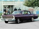 Ford Custom 2-Door Sedan 1967 года