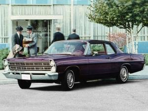 1967 Ford Custom 2-Door Sedan