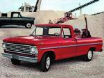 Ford F-100 Ranger Pickup 1967 года