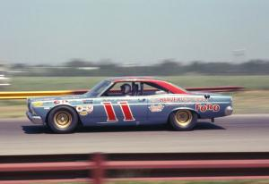 1967 Ford Fairlane NASCAR Race Car