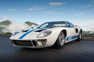 Ford GT40 (Mk I) 1967 года