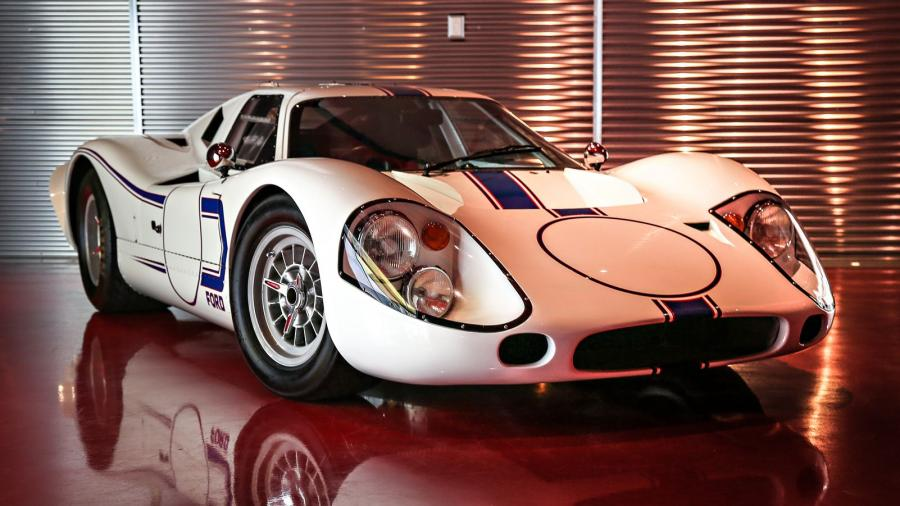 1967 Ford GT40 J-12