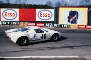 Ford GT40 Race Car 1967 года