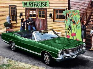 1967 Ford Galaxie 500 XL Convertible