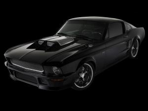 1967 Ford Mustang Fastback Obsidian SG-One