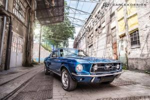 Ford Mustang Fastback by Carlex Design 1967 года