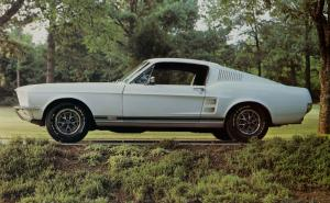 Ford Mustang GT-A Fastback 1967 года