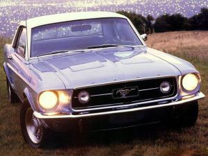 Ford Mustang GT-A HardTop 1967 года