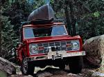 Ford Bronco Wagon 1968 года