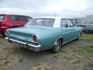 1968 Ford Fairmont XR
