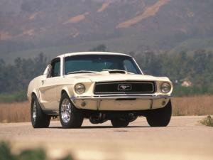 Ford Mustang 428 Cobra Jet Fastback 1968 года