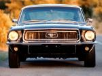 Ford Mustang Fastback 1968 года