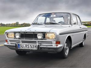 Ford Taunus 15M RS 1968 года
