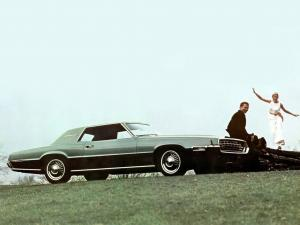 Ford Thunderbird Hardtop Coupe 1968 года