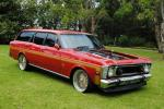 Ford Falcon XW GT Station Wagon Replica10 1969 года