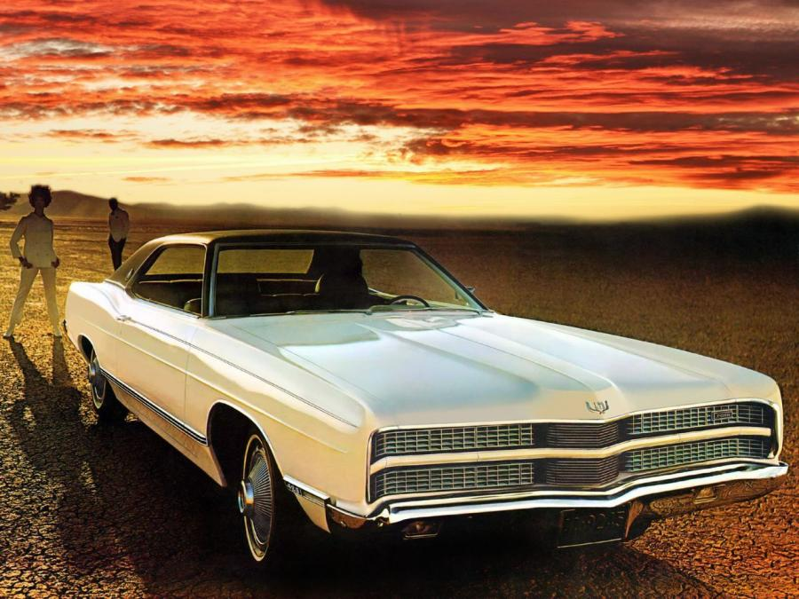Ford LTD Formal Hardtop Coupe