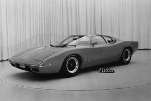 1969 Ford Mach II Prototype