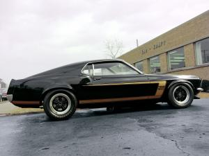 Ford Mustang Boss 302 Prototype 1969 года
