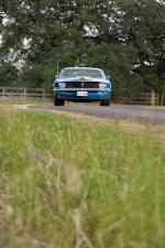 Ford Mustang Boss 302 Fastback 1970 года