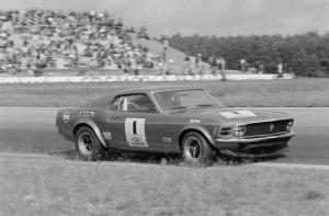 1970 Ford Mustang Boss 302 Race Car