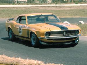 1970 Ford Mustang Boss 302 Sportroof Parnelly Jones Trans AM Race Car