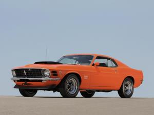1970 Ford Mustang Boss 429 Sportroof