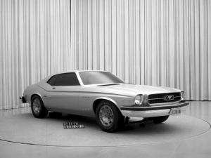Ford Mustang II Proposal 1970 года