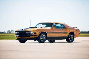 1970 Ford Mustang Mach I 351 Twister Special