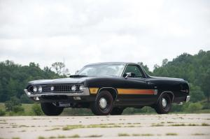 Ford Ranchero GT 1970 года