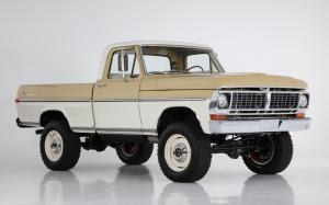 Ford Ranger Reformer by ICON 1970 года