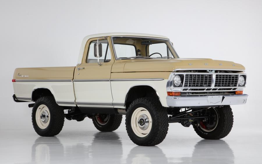 Ford Ranger Reformer by ICON '1970