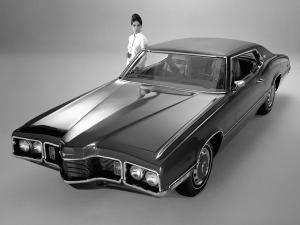 Ford Thunderbird Hardtop Coupe 1970 года