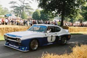 Ford Capri RS2600 1971 года