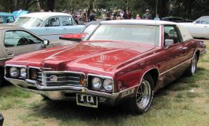 1971 Ford Thunderbird