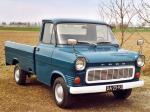 Ford Transit Pickup 1971 года