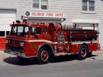 Ford C-750 Firetruck by King-Seagrave 1972 года