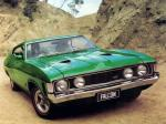 Ford Falcon GT Hardtop 1972 года